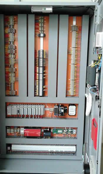 Flex Process Painél Eletrico